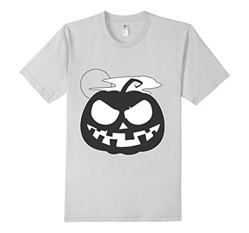 Halloween Pumpkin Skeleton Tee T-Shirt Costume FAST SHIPPING