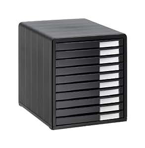 Rotho f601289 cassettiera da scrivania casa e for Cassettiera amazon