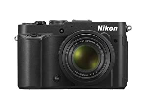 Nikon COOLPIX P7700 12.2 MP Digital Camera with 7.1x Optical Zoom NIKKOR ED Glass Lens and 3-inch Vari-Angle LCD
