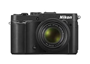Nikon COOLPIX P7700 12.2 MP Digital Camera with 7.1x Optical Zoom NIKKOR ED Glass Lens and 3-inch Vari-Angle LCD (OLD MODEL)