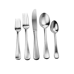 Splendide Lucia 40 Piece Flatware Set Flatware Sets