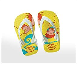 Havaianas Baby Estampas (BR 23/24, Light Yellow)