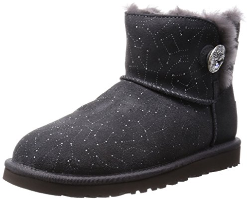 UGG Australia Womens Mini Bailey Button Bling Constellation