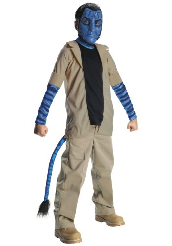 Avatar Child's Costume, Jake Sully Costume