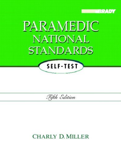 paramedic-national-standards-self-test-5th-edition