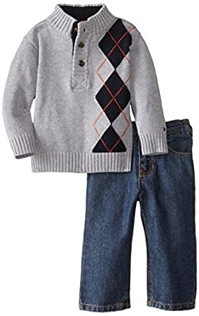 Amazon Tommy Hilfiger Baby Boys Lester Sets Clothing