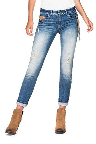 Salsa-Jeans Cindy Slim L30 azzurro 28 US