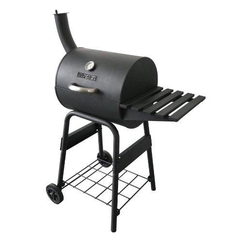 Amazon.com : BBQ Grillware Patio Barrel Charcoal Grill GR4002-013066