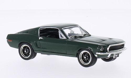 ford-mustang-gt-2-2-fastback-verde-oscuro-1968-modelo-de-auto-modello-completo-lucky-el-cast-143