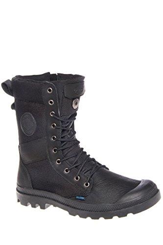 Men's Tactical Weapon Zip Mid Calf Boot
