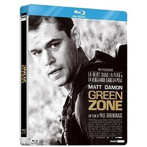 Green Zone [Édition boîtier SteelBook]