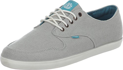 Element Canvas Shoe ~ Topaz Light Grey