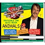 Are You Smarter Than a 5th Grader Invisible Ink Quiz Book, Animals
