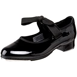 Bloch Kids Girl\'s Annie Tyette Tap S0350G (Toddler/Little Kid) Patent Sneaker 1 Little Kid Medium