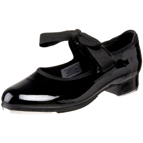 Bloch Dance Annie Tyette Tap Shoe (Toddler/Little Kid/Big Kid),Black Patent,8.5 W Us Toddler front-973654