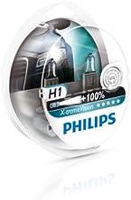 Comprar Philips 12258XVS2 X-treme Vision - Bombilla H1 para faros delanteros (2 unidades, 12 V, 55 W)