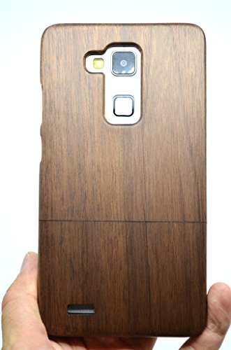 Huawei Ascend Mate 7 Wood Case - Walnut