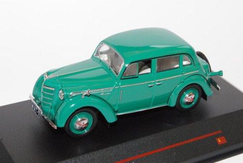 Moskwitch 401 Limousine 1955 Grün IST180 1/43 Ist Ixo Modell Auto