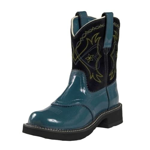 Creative ARIAT Paloma Women39s Turquoise Western Snip Toe Teal Cowgirl Boots
