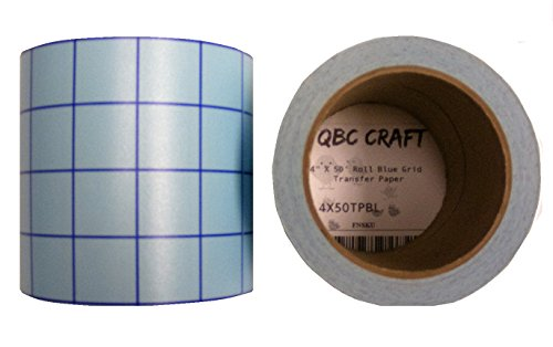 Qbc craft 12x12 permanent adhesive vinyl sheets 36 pack for Angel craft transfer tape