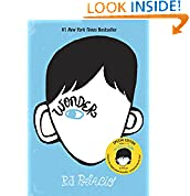 R. J. Palacio (Author)  100% Sales Rank in Books: 17 (was 34 yesterday)  (4968)  Buy new:  $15.99  $9.51  133 used & new from $5.52