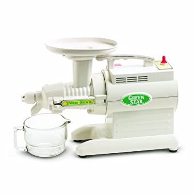 Tribest Green Star GS-1000 Juice Extractor