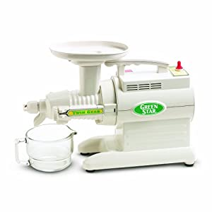 Green Star Complete Juice Extractor GS-2000