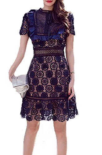 celebritystyle-embroidered-dress-blue-lace-usa-seller-s