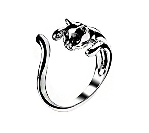 most-beloved-womens-fashion-style-lovely-cat-open-alloy-ringsilver