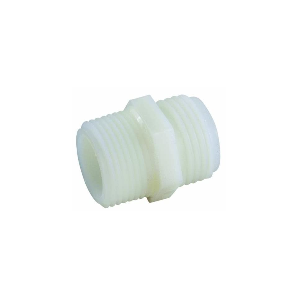 Anderson Metals Corp Inc 53778 1220 Male Hose Adapter (Pack of 5)