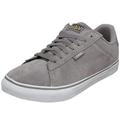 Lakai Men's Howard Select HO3 Sneaker,Grey,5 M US