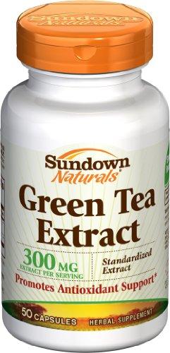 50 mg green tea extract