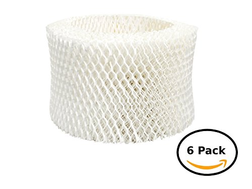 Honeywell Humidifier Wick Filter, Single, HAC-504V1 (6)