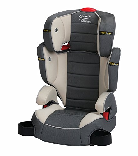 Graco-TurboBooster-High-Back-Booster-Car-Seat-with-Safety-Surround-Rush