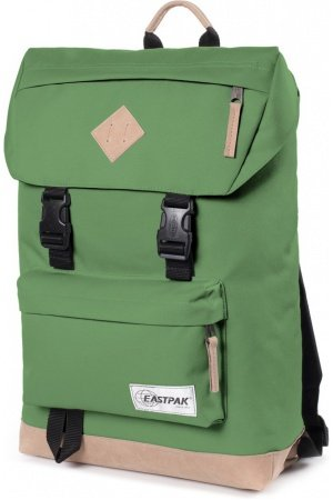 "Eastpak Rowlo Into The Out Zaino Porta Pc 15.6"" Notebook Bag Green EK946.65J"