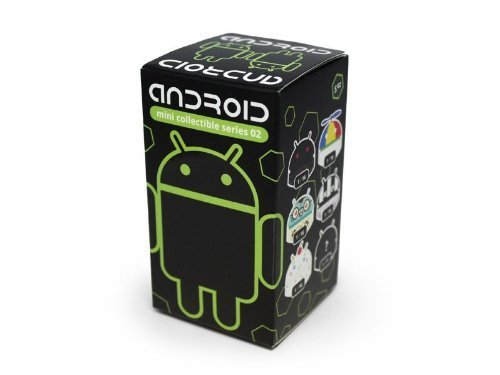 GOOGLE Android Mini Figures Series 2 (1 blind box) - 1