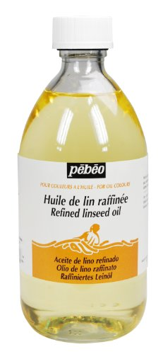 pebeo-olio-raffinato-di-semi-di-lino-495-ml-trasparente