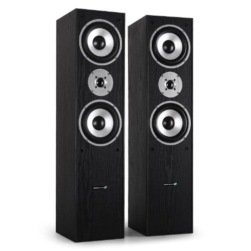 Hyundai Multicav Floor Standing Speakers (700W Max Black Friday & Cyber Monday 2014
