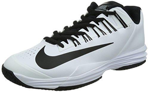 Nike Men's Lunar Ballistec 1.5, WHITE/BLACK-COOL GREY, 9.5 M US