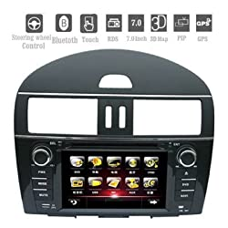 See 2Din Car DVD Player for NISSAN TIIDA (New) with 7.0 Inch Digital Touchscreen GPS Bluetooth PIP Details