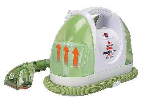 50y6 bissell little green proheat deep reach spot cleaner bright white 50y6 - Bissell Spot Cleaner