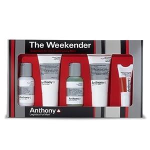 Anthony Logistics for Men The Weekender Kit 5 Piece Kit by Anthony Logistics for Men