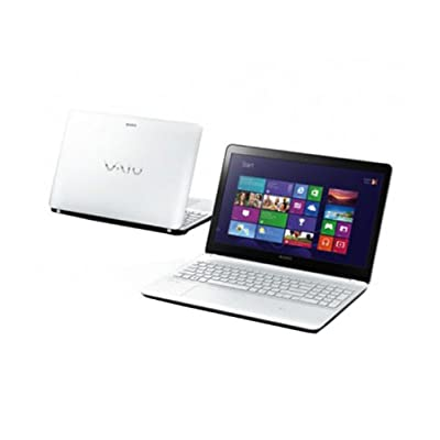 Sony Vaio F15 Series F15215 - White