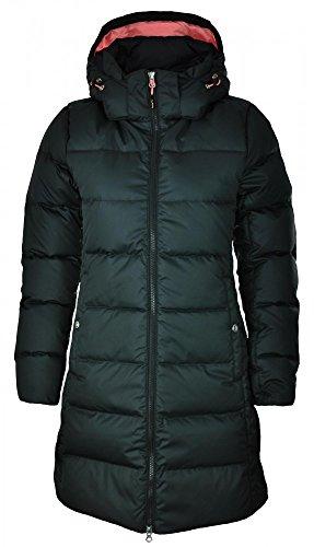 Puma Cat FD Down Jacket donne Giù rivestimento giacca con cappuccio di inverno, Dimensione:L;Modell:Noir - 89451801