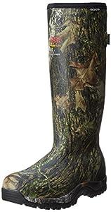 Bogs Men's Blaze 1000 New Breakup Rubber Boot,Mossy Oak,7 M
