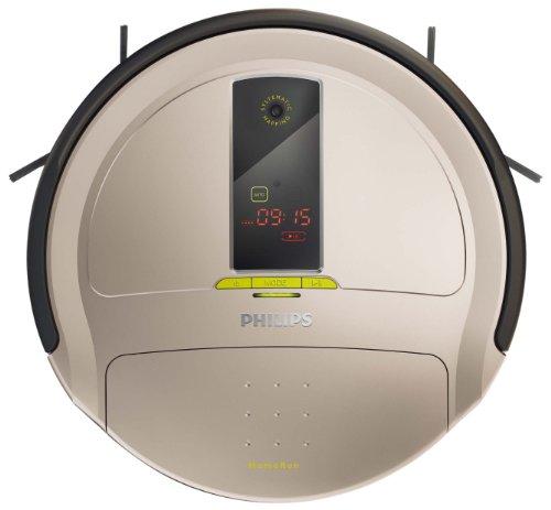 Billig Philips FC9910/01 Robotersauger HomeRun (Automatische Wiederaufladung) grau-metallic