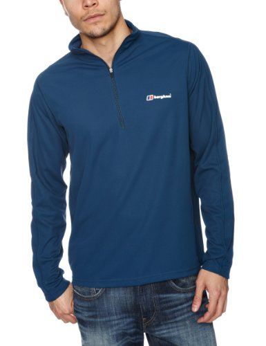 Berghaus Relaxed Long Sleeve Zip Men's Baselayer