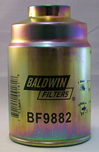 Baldwin BF9882 Fuel/Water Separator,1 Pack (Fuel Filter For 2006 Duramax compare prices)