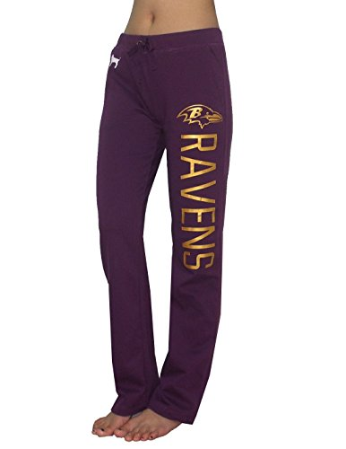 48a149b2 Womens NFL Baltimore Ravens Pajama Pants by Pink Victoria's - Import ...