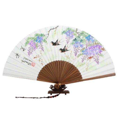 Diy home decor ideas with decorative paper fans - Wall fans decorative ...